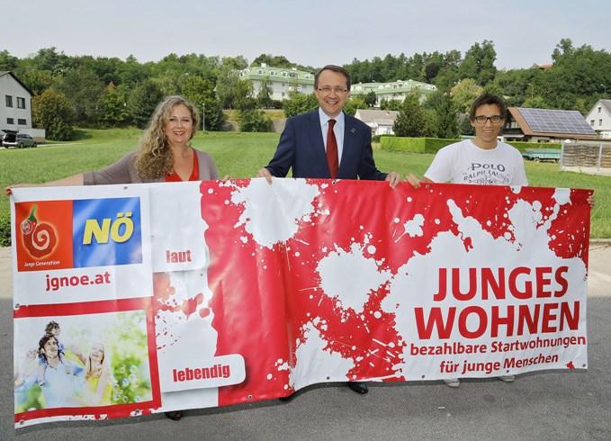 Projekt Junges Wohnen in St Pölten  MYCITY24at NOE