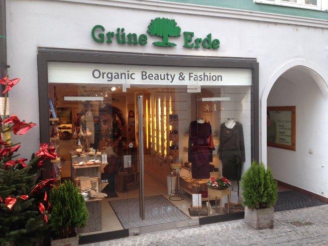 Beauty Fashion Shop Grüne Erde In Der Kremser Gasse 9 Mycity24